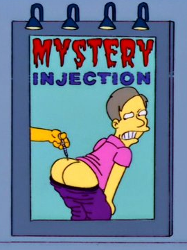 Mystery Injection