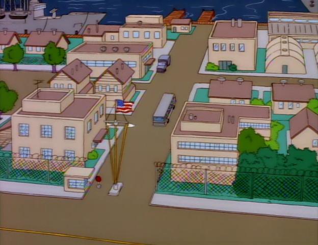 Springfield Naval Reserve Base