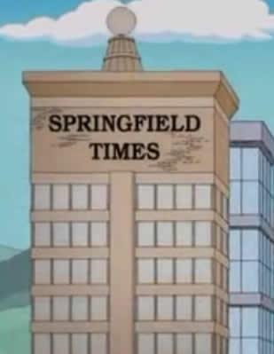 Times de Springfield