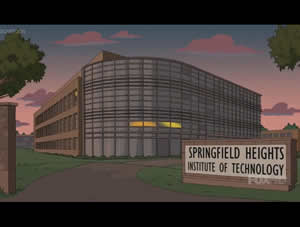 Instituto de Tecnologia Springfield Heights