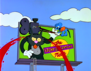 Itchy & Scratchy- The Movie