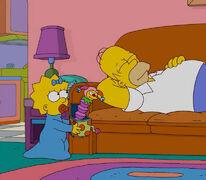 Homer i Maggie