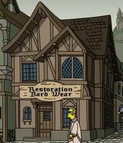 Restoration Bard Wear