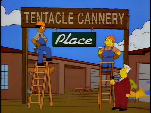 Tentacle Cannery Place