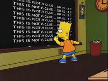 Who Shot Mr. Burns (Part One) Chalkboard Gag.JPG