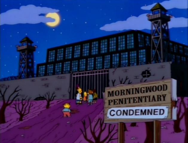 Morningwood Penitentiary