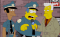 Chief Wiggum Interview About Tagging Spree
