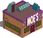 Moe's Tavern Tapped Out