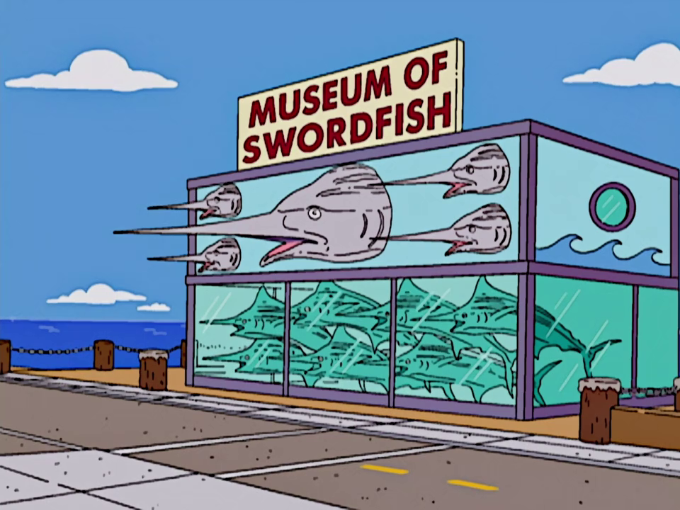 Museum of Swordfish
