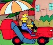 Flanders' Lawnmower