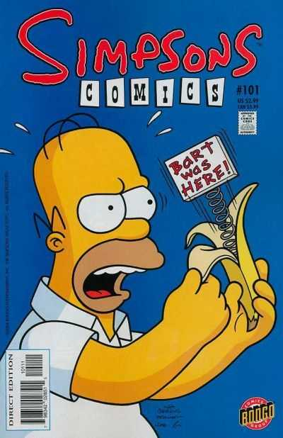Simpsons Comics 101