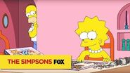 "THE SIMPSONS Stalked from ""Halloween of Horror"" ANIMATION on FOX"