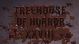 Treehouse of Horror XXVIII - Title Card
