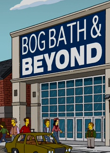 Bog Bath and Beyond