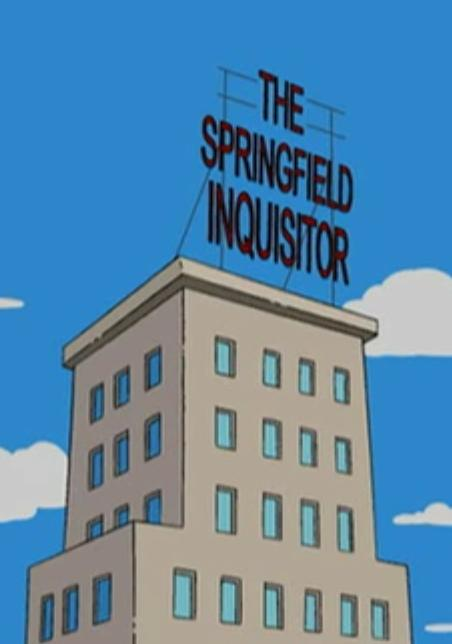 The Springfield Inquisitor