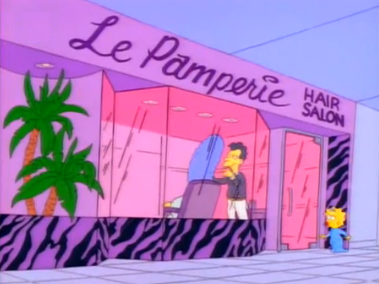 Le Pamperie Hair Salon