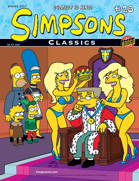 Simpsons Classics 28
