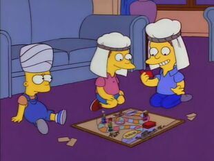 Lisa's First Word 89