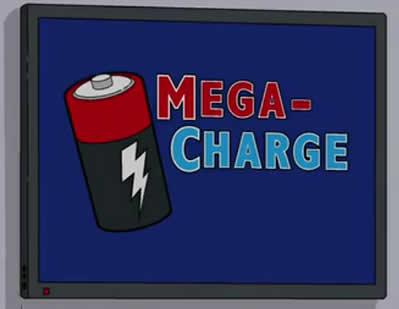 Baterias Mega Carregadas