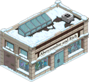 Abercrombie & Rich Tapped Out