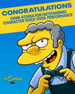 Nominacja do Emmy Hank Azaria 2020
