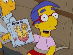 Milhouse fichario amar é.jpg