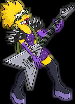Rockstar Maggie