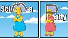 Selma e patty - M e P