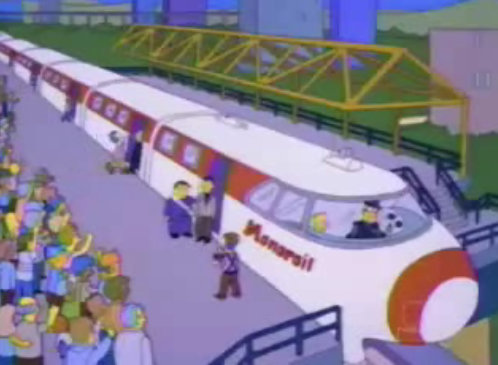 Springfield Monorail