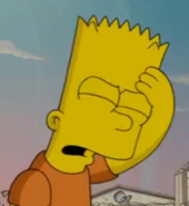 Bart Facepalm