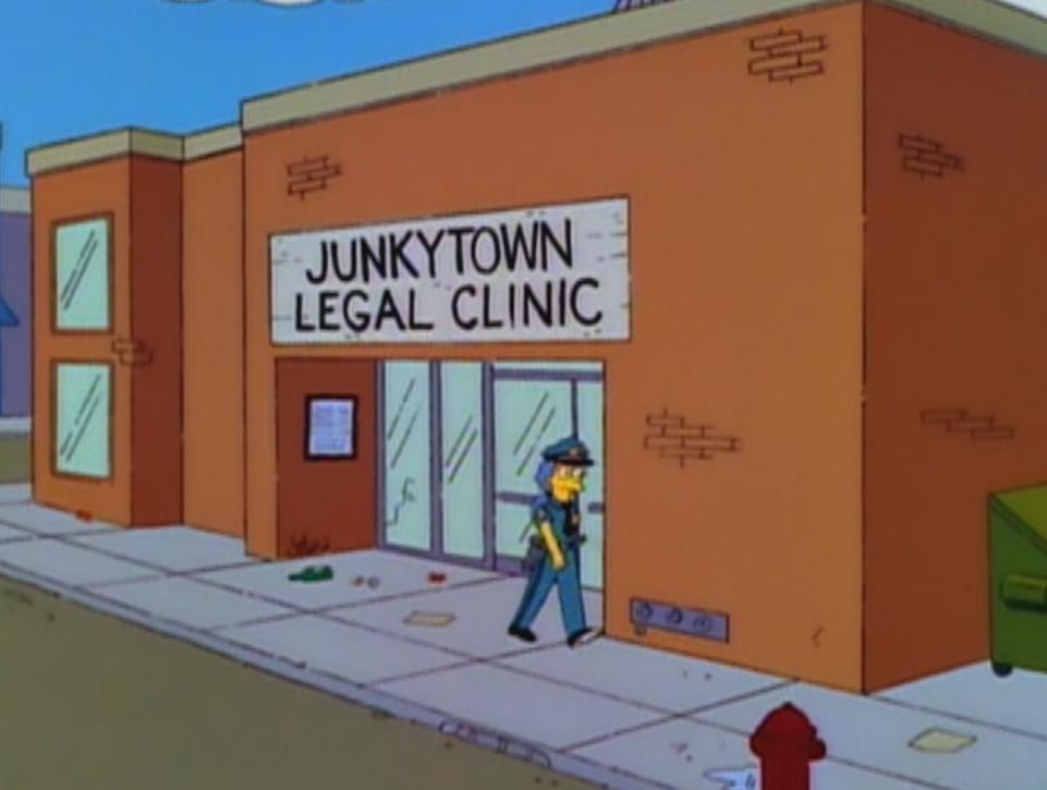 Junkytown Legal Clinic