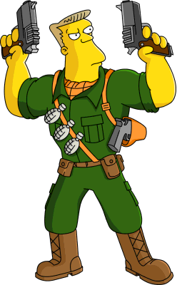 Mcbain Simpsons Wiki Fandom