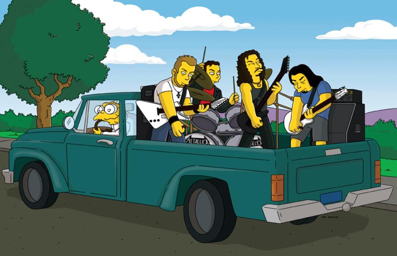 O Mauricinho, o Chef, sua Mulher e seu Homer