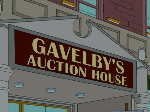Gavelby's Auction House