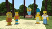 Simpsonsminecraft