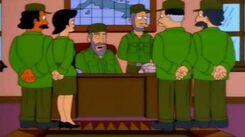 Fidel simpsons