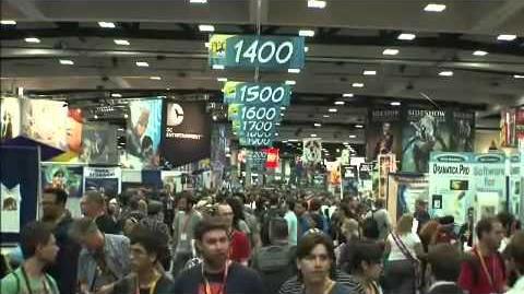 Léo Lins invade a Comic-Con na Califórnia