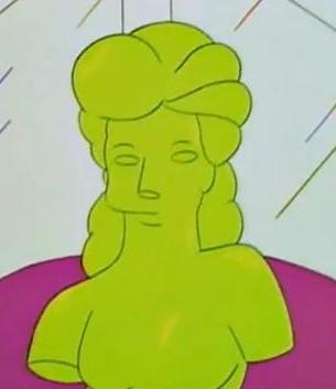 Gummi Venus de Milo