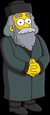 Rabbi Hyman Krustofsky