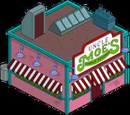 Mangeoire de l'oncle Moe