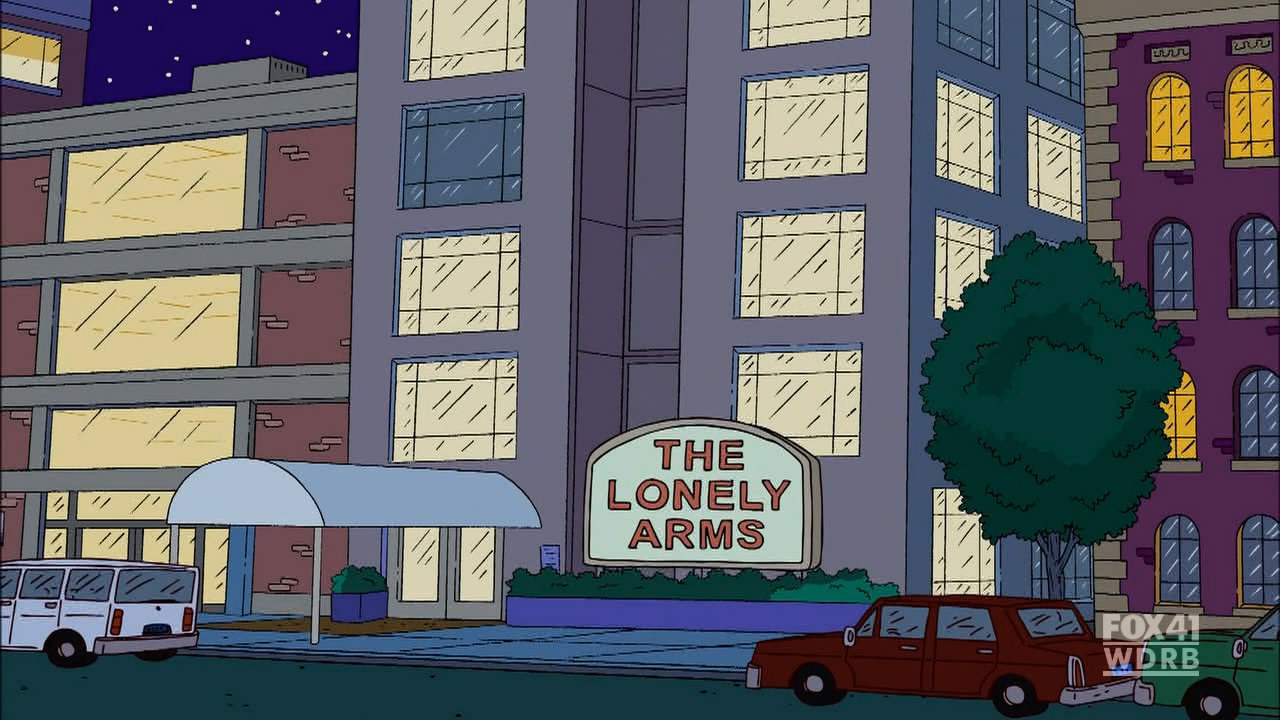 The Lonely Arms