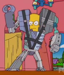 Cyborg Bart