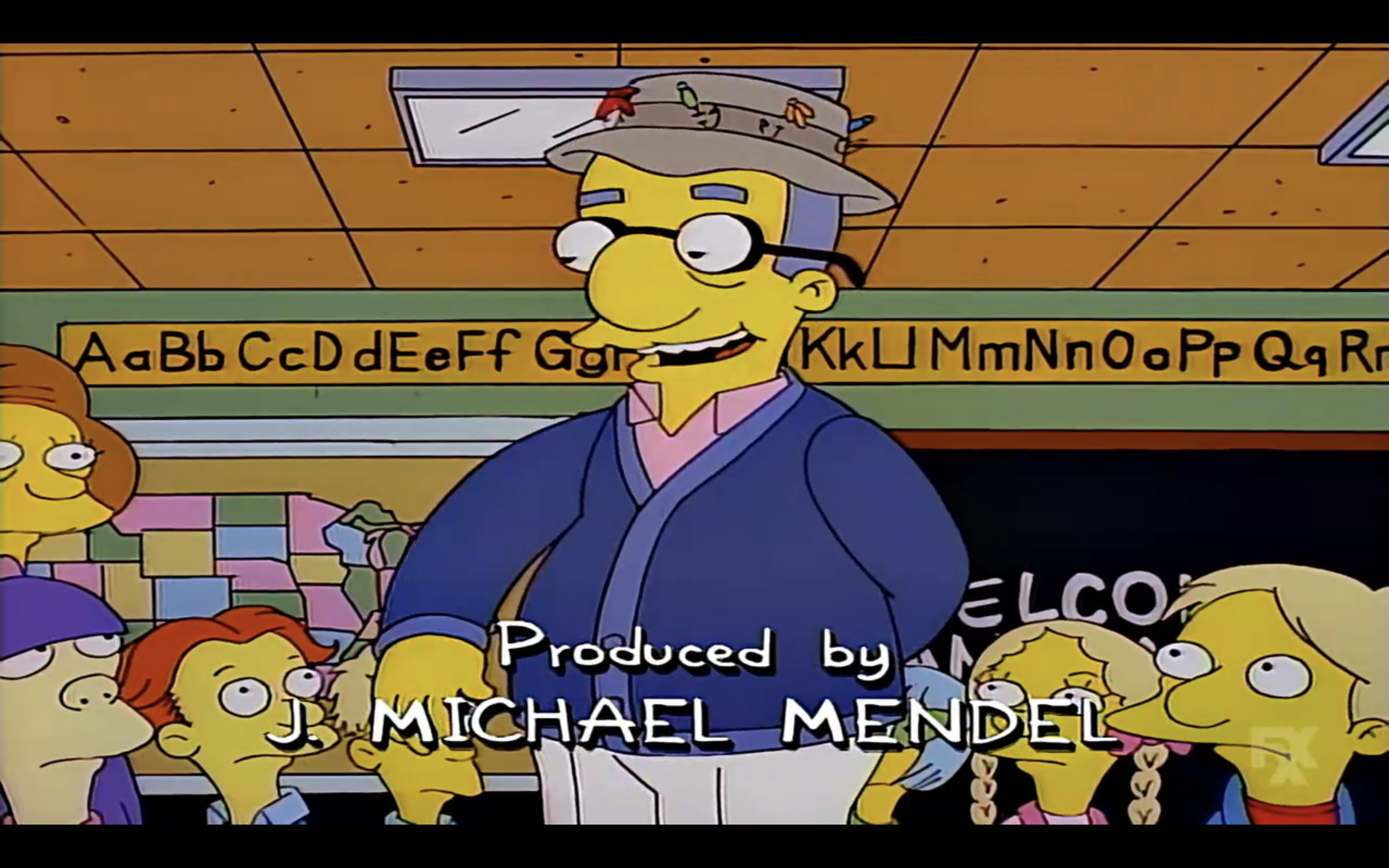 """Raging Abe Simpson and His Grumbling Grandson in """"The Curse of the Flying Hellfish""""/References"""