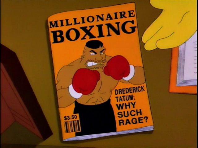 Millionaire Boxing