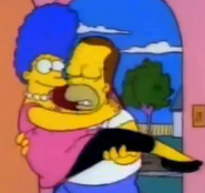 Marge in Lisa's First Word 7