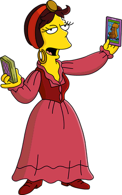 Fortune Teller (Lisa's Wedding)