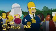 Homer Walks The Bride Down The Aisle Season 31 Ep