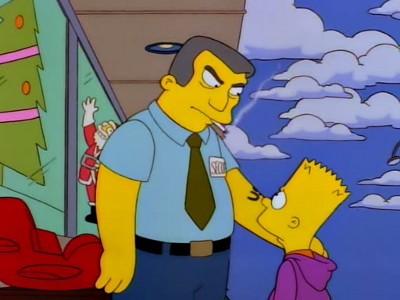 Marge et son petit voleur