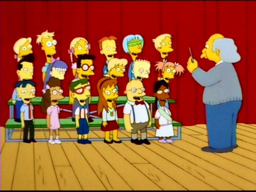Springfield Elementary School Choir