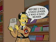 Adolf Hitler Revenge is a Dish Best Served Three Times